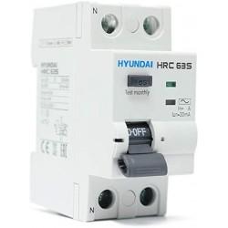 Diferencial Hyundai HRC63S 63A 30mA