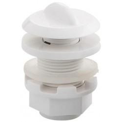 Toma de Aire Regulable Plástico Blanco Astral Spas