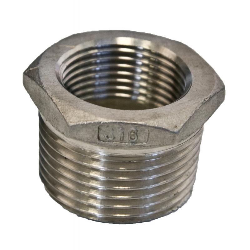 Tuerca reducida 2 1/2-2 hierro galvanizado