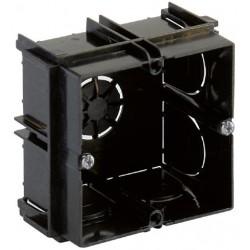 Caja Mecanismos Empotrar 1 Elem  Enlazable 2 Caras