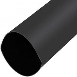 Tubo Termorretráctil Con Adhesivo 22-6mm Negro