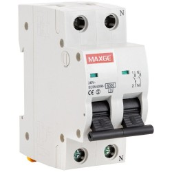 Magnetotérmico Maxge EPBE63M 1P N 40A