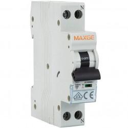 Magnetotérmico Maxge DPN 25A  C  6kA