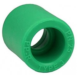 Manguito Polipropileno PPR 25mm