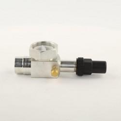 Válvula de Servicio Rotalock VR-C/R 3/4 x 3/8