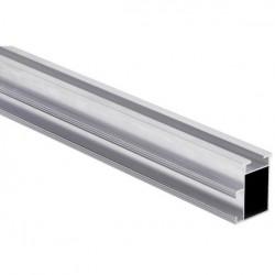 Carril Aluminio Zebra 47x37x3150mm