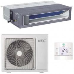 Conjunto A/A Conductos Haier HEC50 4500fr R32