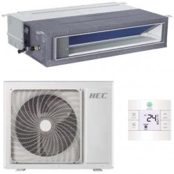 Conjunto A/A Conductos Haier HEC71 6000fr R32