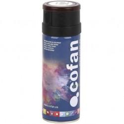 Esmalte Acrílico en Spray 400 ml Negro Brillo