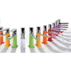 Grifo lavabo serie loft colors TRES