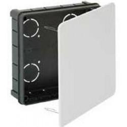 Caja 100x100x45 c/Tapa BL garra meta