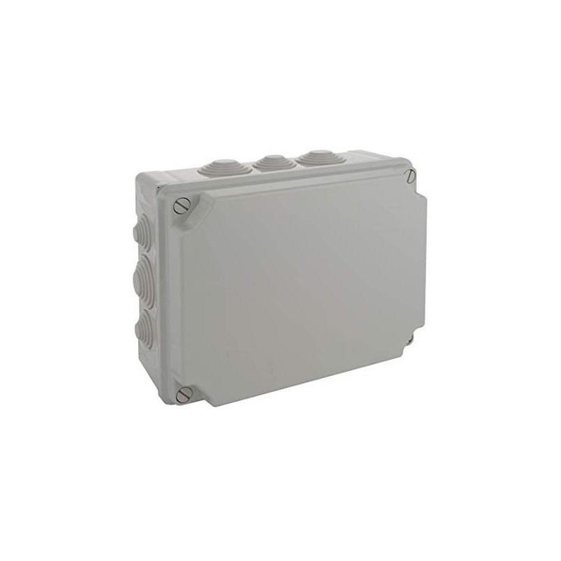 Caja Superficie Estanca 310x240x125 mm 4 Conos