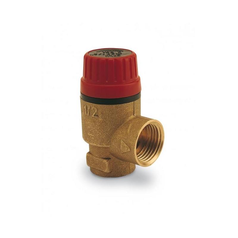 Valvula de seguridad H-H 1/2 a 10Kg