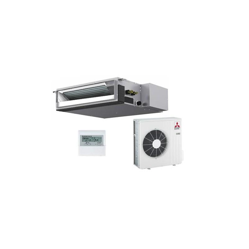 Oferta de aire acondicionado Mitsubishi MSZ-DM35 3000 frigorías