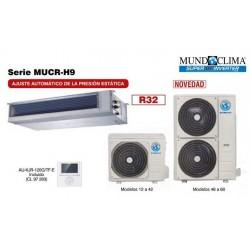 Conductos inverter MUNDOCLIMA MUCR-42-H9 1200 Fr