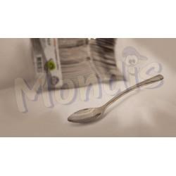 Mini cucharilla plastico color metalizado CPP906