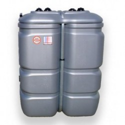Depósito poliuretano gasoil 500 litros