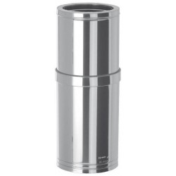 Dinak DP Tubo Extensible 0 37-0 55 mts 150mm Inox