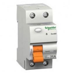Interruptor diferencial ECO RCCB 2P 25A 30mA