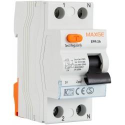Diferencial Maxge Superin EPR 2P 40A 30mA