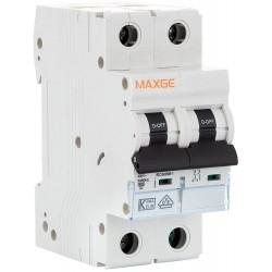 Magnetotérmico Maxge EPBE63M 2P 25A
