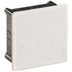 Caja Conexiones de Empotrar 108x108x50 C/Patillas