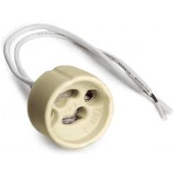 Portalámparas Cable GU-10