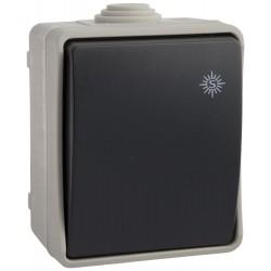 Interruptor Conmutador Superficie Estanco