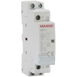 Contactor Modular Maxge EPC1 2P 63A 230V