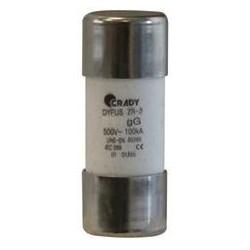 Fusible Cilíndrico 22x58 80A gG