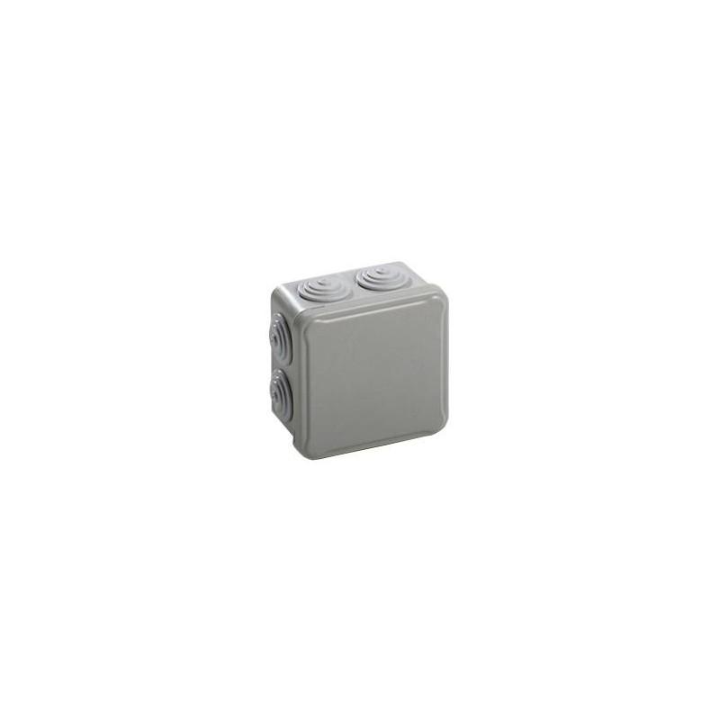 Caja Superficie Estanca 84x84x50 C/Conos IP-54