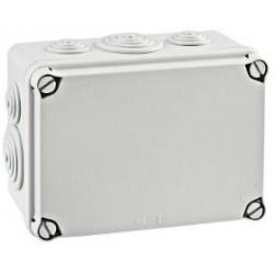 Caja Superficie Estanca 162x116x76 C/Conos IP-65