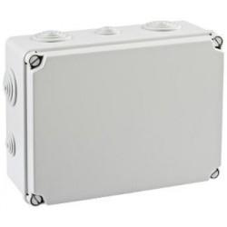Caja Superficie Estanca 241x180x95 C/Conos IP-65