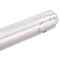 Pantalla Estanca 1x600mm  Tubo Led