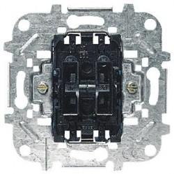 Interruptor Doble Monopolar Niessen 8111