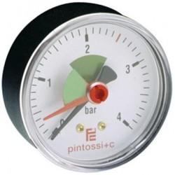 Manómetro Toma Posterior d 50 0-4 bar 1/4