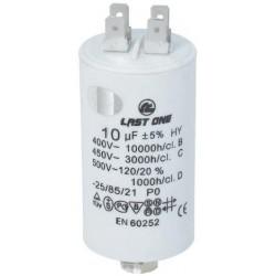 Condensador Trabajo Permanente 10 μF 450V