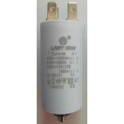 Condensador Trabajo Permanente 7 5 μF 450V