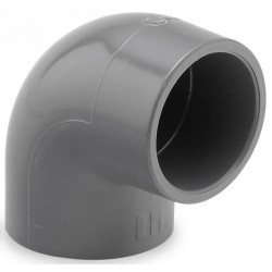 Codo PVC Presion 32-90º
