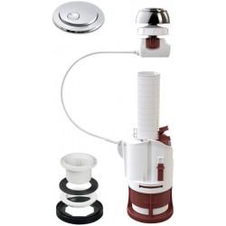 Descargador WC Tanque Bajo Doble Descarga S576
