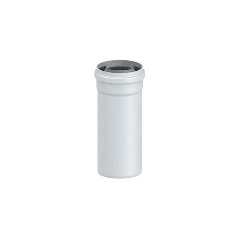 Condens Coaxial 60/100 Tubo Prolong 0 5mt