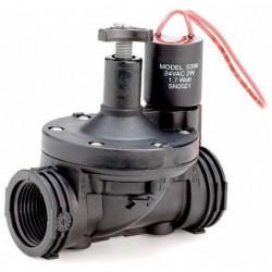 Electroválvula riego 1  AC 24V