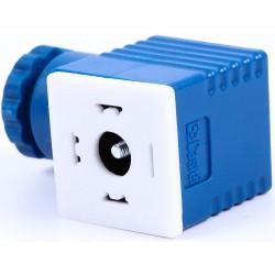 Conector Castel 9150/R02 para Válvula Solenoide