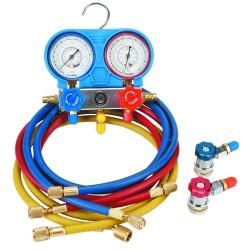 Manómetro de aire acondicionado