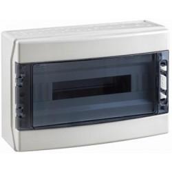 Caja Superficie Estanca 18 Módulos IP-65 Gris